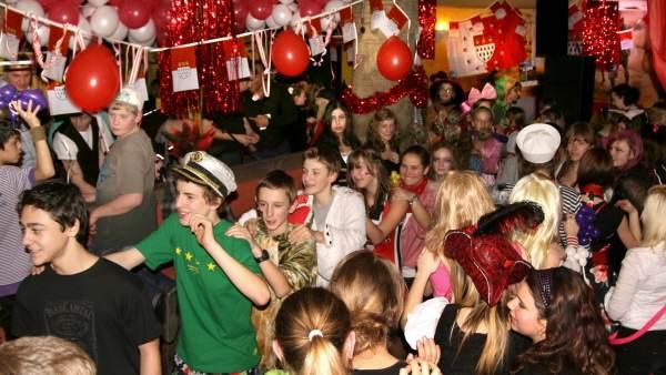 Karneval Fasching DJ