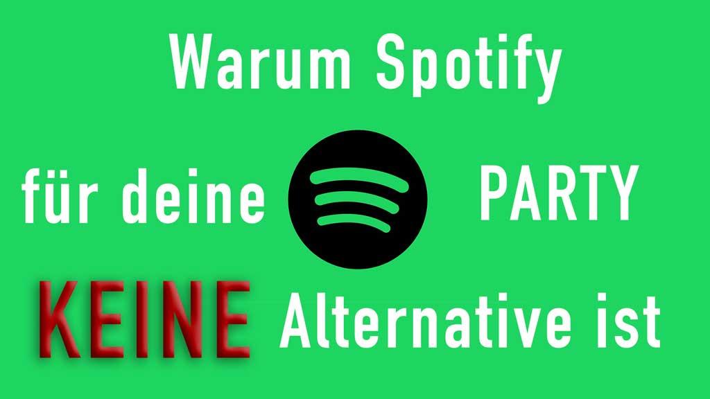 Spotify DJ Alternative