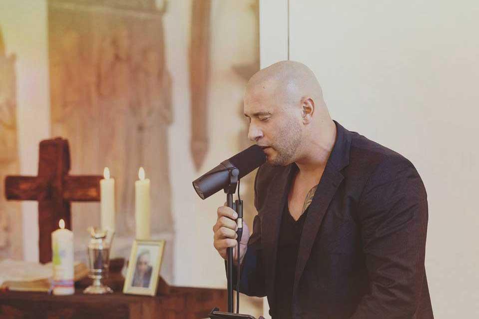 Hochzeits Sänger Timo Buttendorf