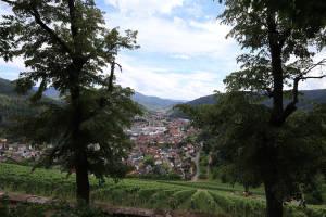 Schloss Eberstein Aussicht heiraten