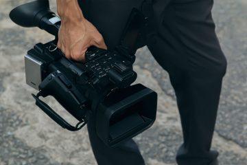 Hochzeitsvideografen
